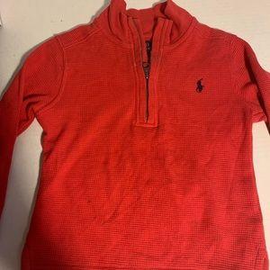 Polo boys sweatshirt